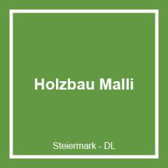 HOLZBAU MALLI