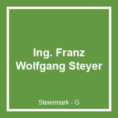 ING. FRANZ WOLFGANG STEYER GMBH