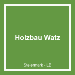 Holzbau Watz e.U.