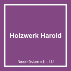 HOLZWERK HAROLD GMBH