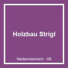 HOLZBAU STRIGL GMBH