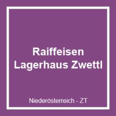 Raiffeisen-Lagerhaus Zwettl eGen Zimmerei