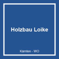 Holzbau Loike