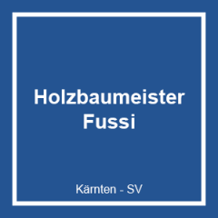 HOLZBAU FUSSI