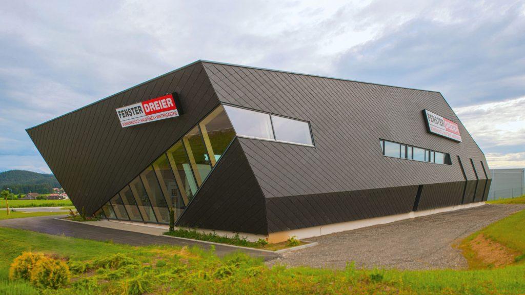 Eine außergewöhnliche Architektur, umgesetzt mit hochwertigen Cross Laminated Timber Elementen.