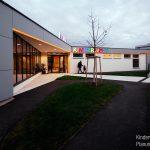 Der Kindergarten der Knapp AG wurde nachhaltig mit Kielsteg Elementen erbaut