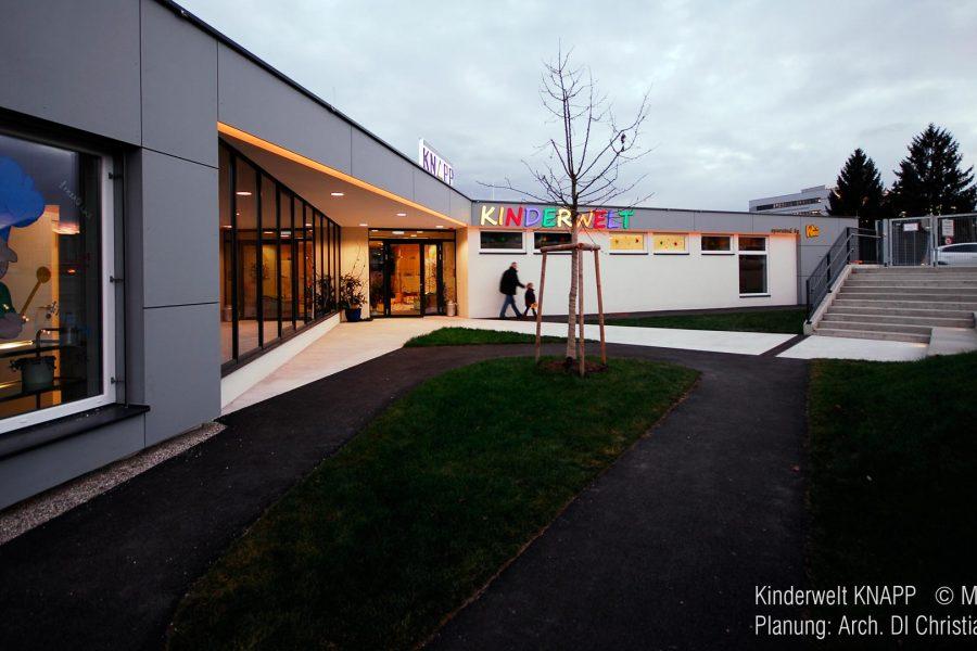 Kinderwelt KNAPP AG Kielsteg