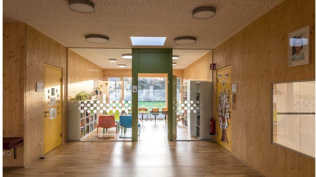 CLT und Kielsteg: Schule für die Zukunft