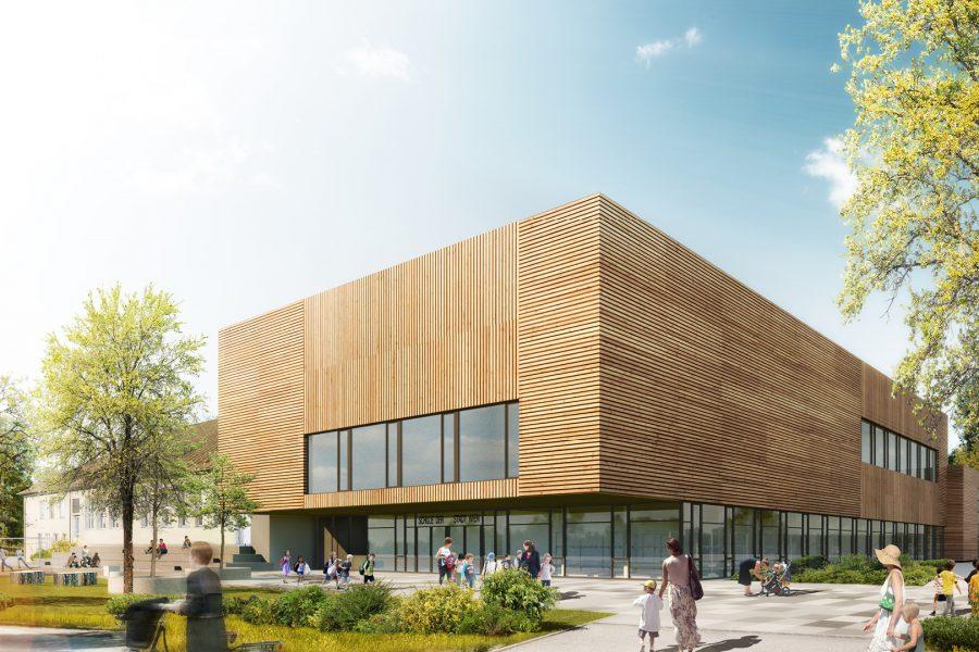 Eine nachhaltige Volksschule: Ein Vorzeigeprojekt der Stadt Wien