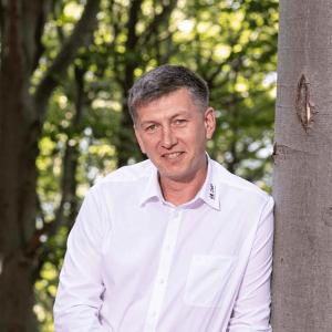Team ZMP: Stefan Ortner, Leitung Technik
