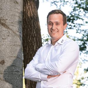 TEAM ZMP: Jonas Sitter, Bautechniker