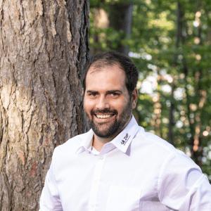 Team ZMP: Lucas Knaus, Bautechniker