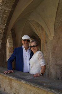 Das Ehepaar Loike von Holzbau Loike
